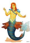 Mermaid them Elliott