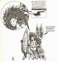 Fairy Brooch by JeremeyPrickles