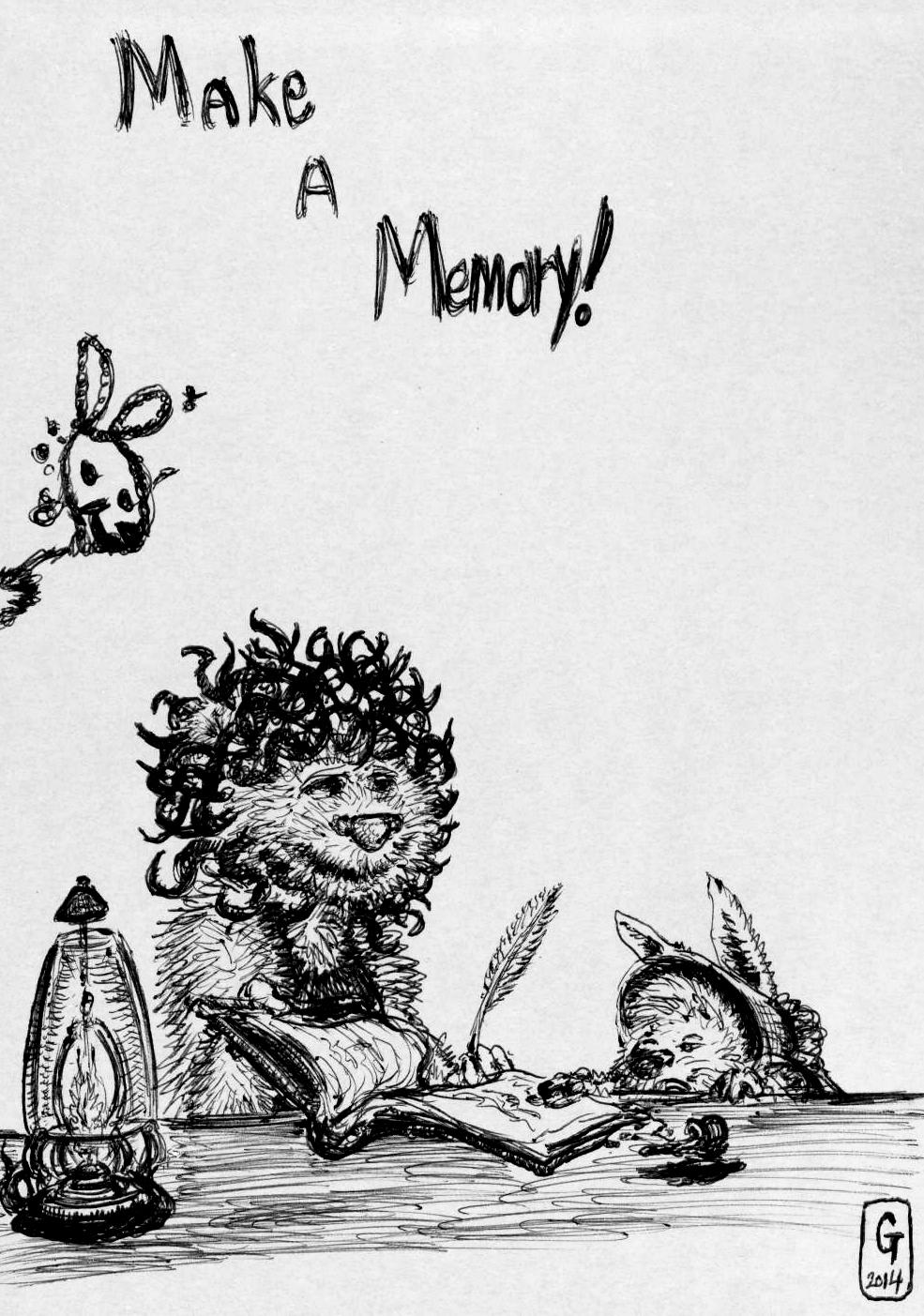 Make A Memory by JeremeyPrickles