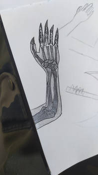 blak hand