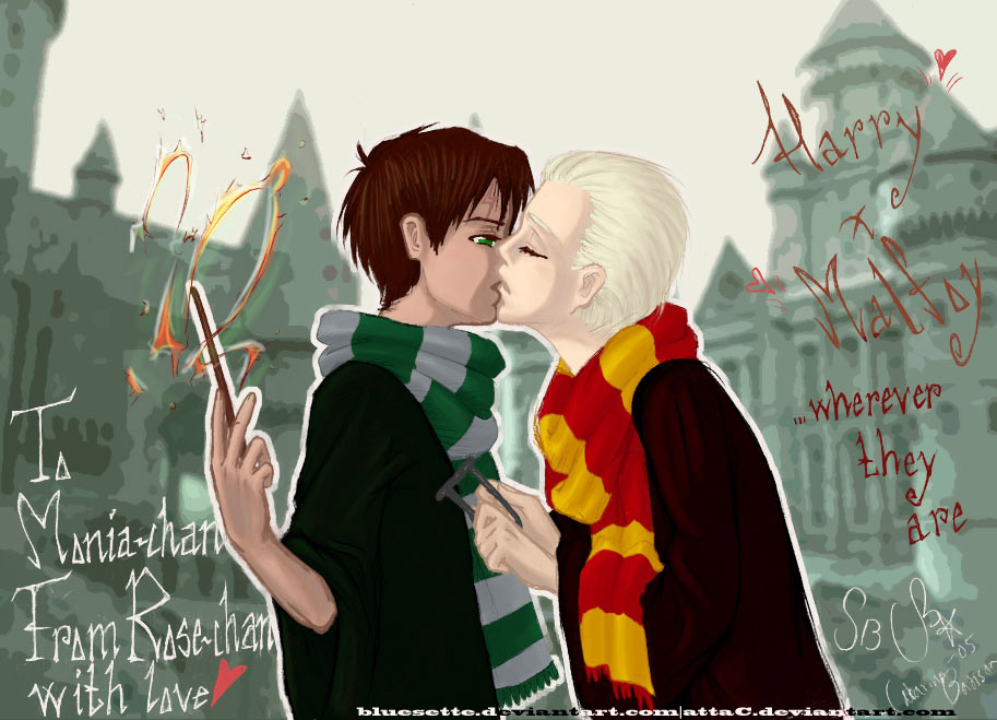 List Of Synonyms And Antonyms Of The Word: Harry X Draco