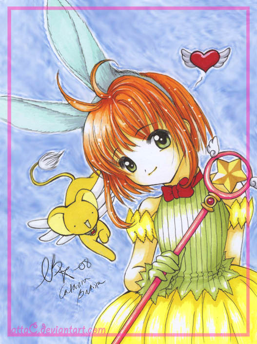 Card Captor Sakura by attaC