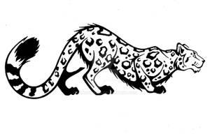 Tribal Snow Leopard Commission