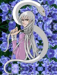 Ayame Sohma The Snake FINAL by ShadowKira