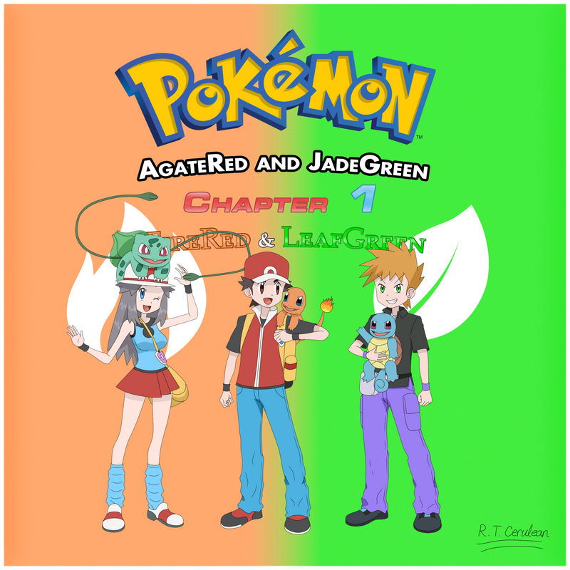 3b919ebec Pokémon] Pokémon AgateRed and JadeGreen (Chapter 1: FireRed ...
