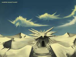 Harpie Sanctuary - Trade by NightmareGK13