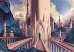 ..::Marble Tower::.. by NightmareGK13