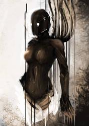 ..::Speed Painting 34::.. by NightmareGK13
