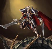 .::Dragon Slayer Baterius::. by NightmareGK13