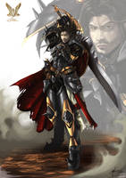 .::Dragon Slayer Joss::. by NightmareGK13