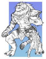 Xeus commission by NightmareGK13