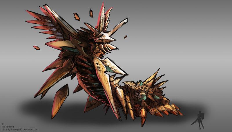 Creature concept 005