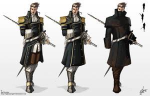 Iurlass character concept by NightmareGK13