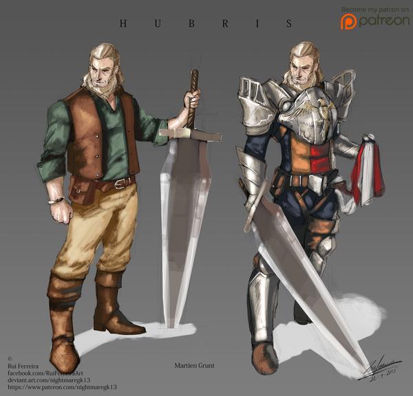 Martien Grunt by NightmareGK13