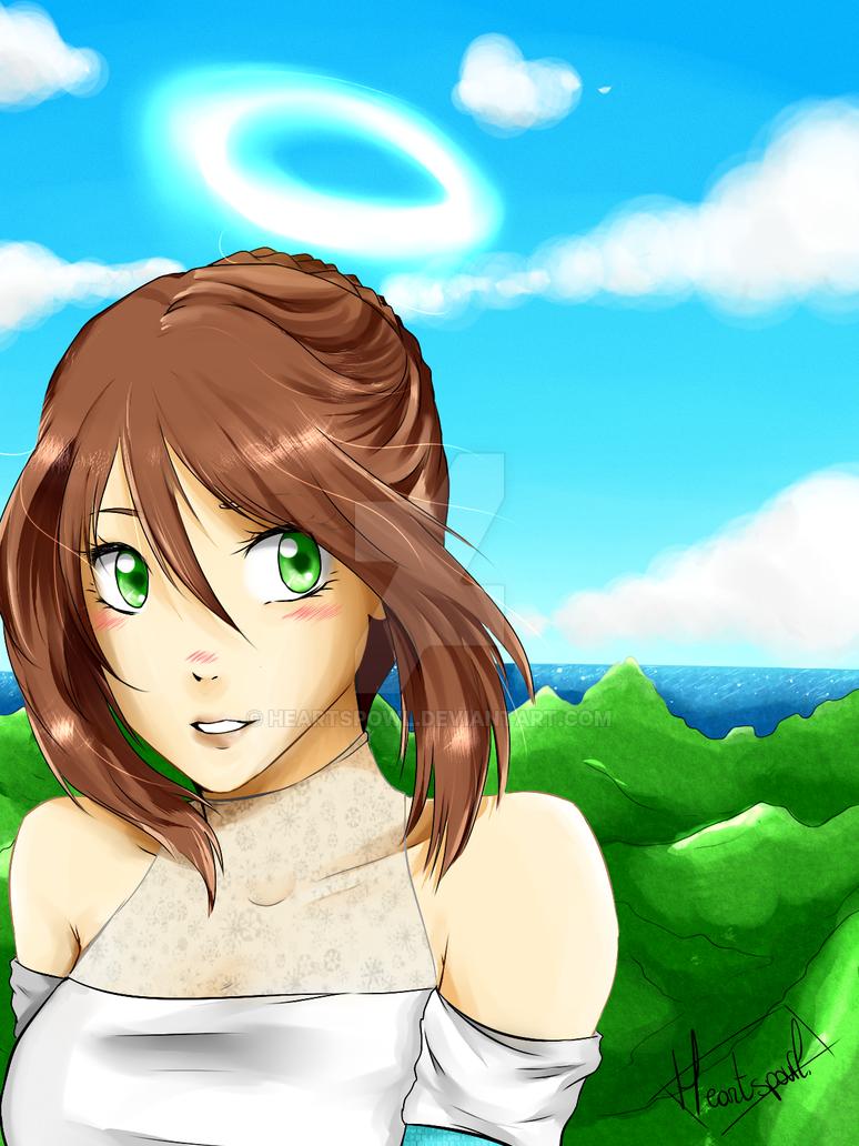 New OC! Sora Powell by Heartspowl