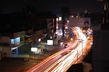 Nighty Night City by Aheng711