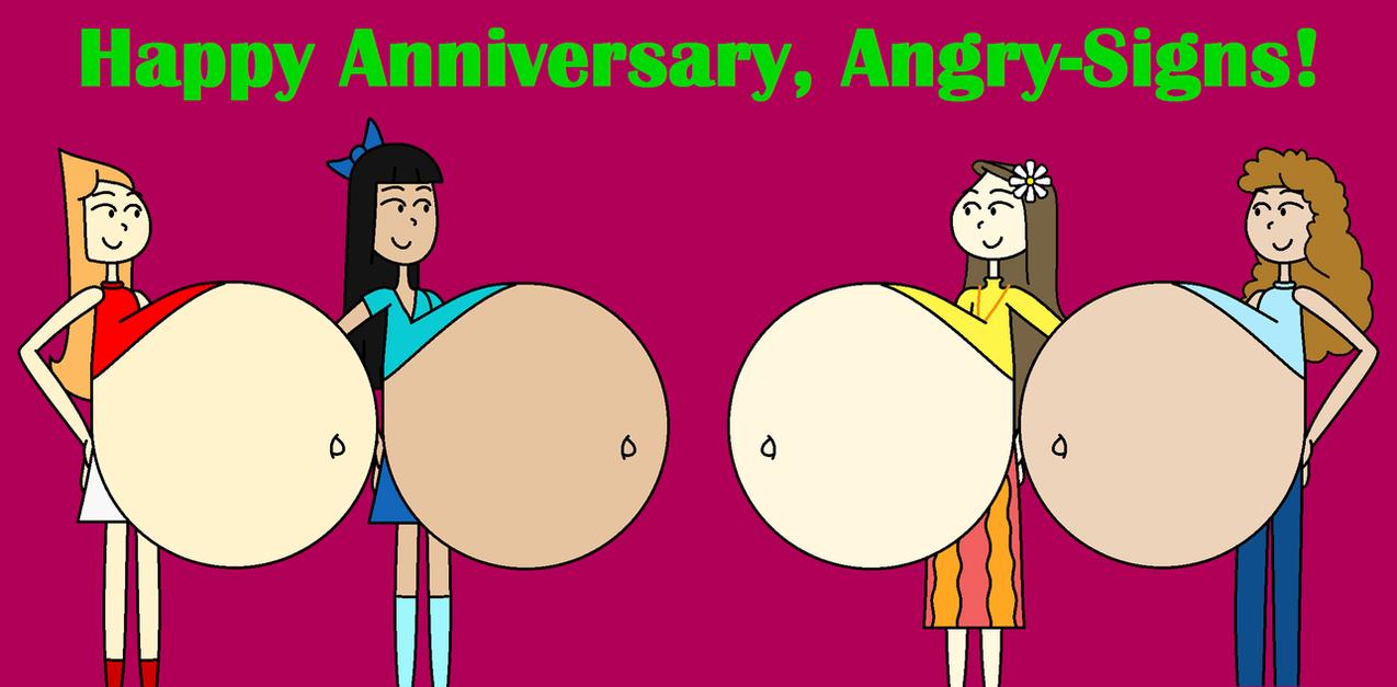 happy anniversary signs - Romeo.landinez.co