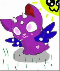 Aphmau creature by DJpuppapuppy