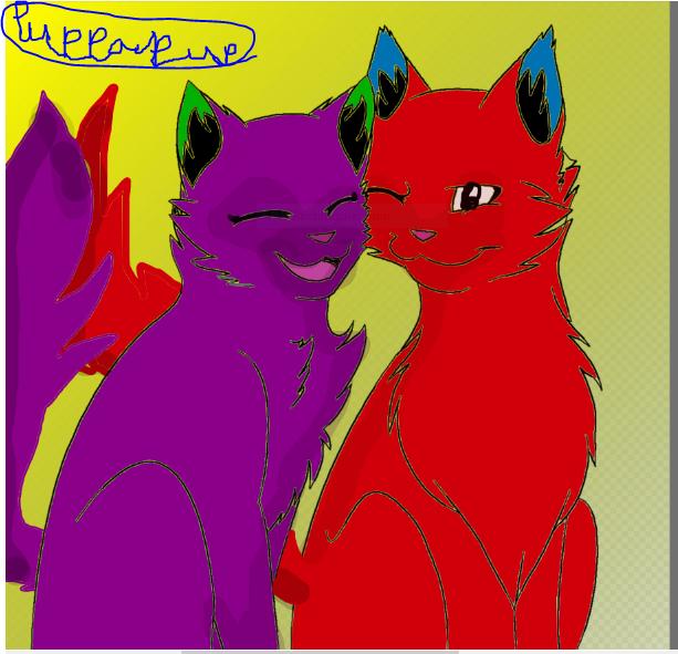 Arrmau Cats by DJpuppapuppy