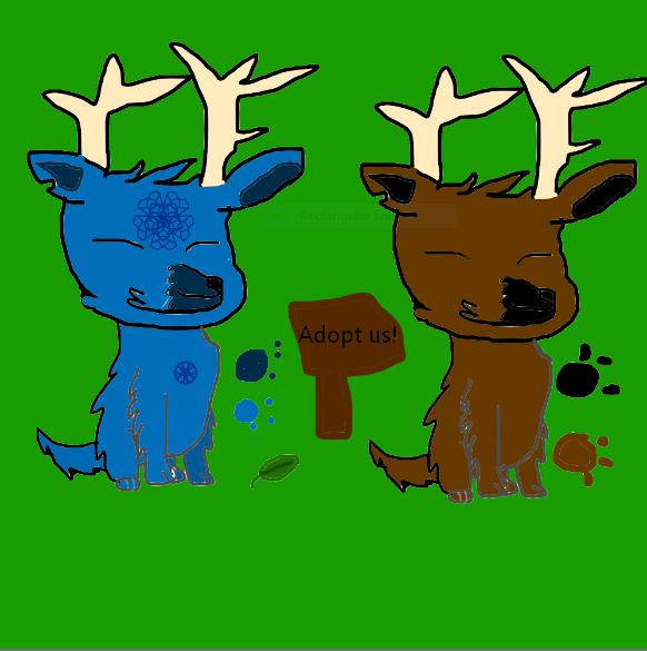 Adopt Deer by DJpuppapuppy