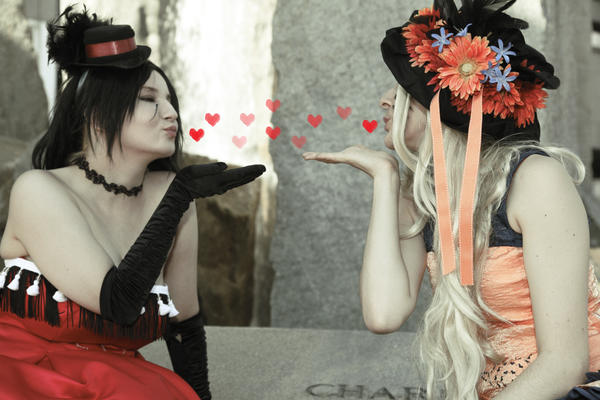 Kisses by EpiCosplay