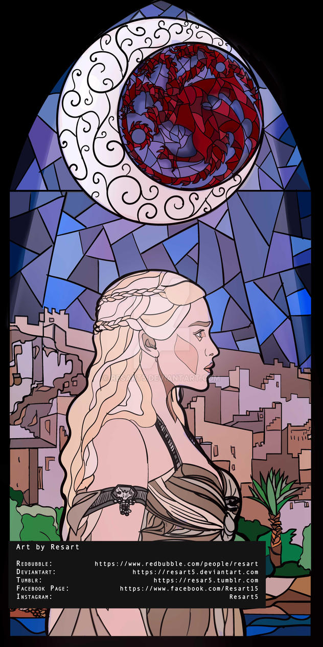 Khaleesi by resart5