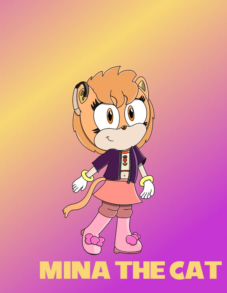 Mina the Cat by BigDream64