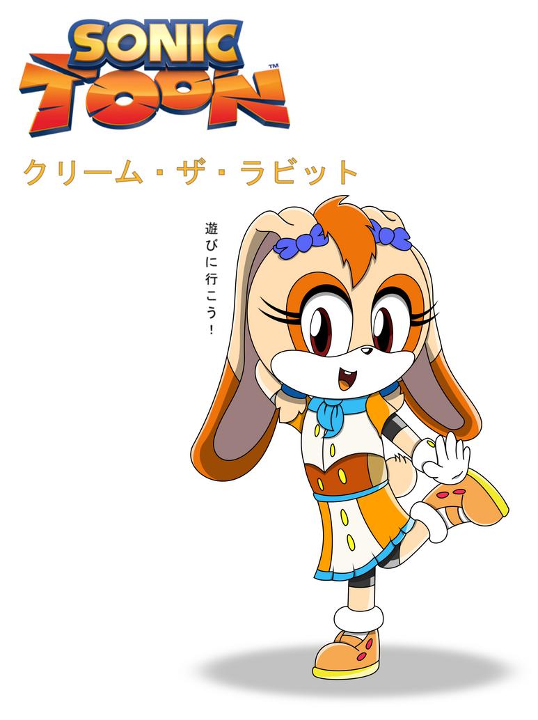 Sonic Boom - Cream the Rabbit by BigDream64