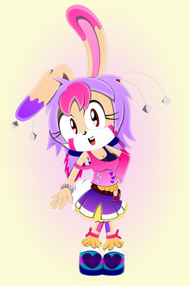 Sweet Posin' Rabbit (NEW SUGAR BIO) by BigDream64