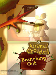 Animal Crossing: Branching Out -Title- by FloofPuppy