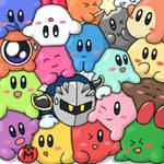 Kirby Mass Attack?