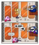 Hungry Kirby