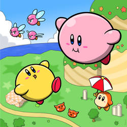 Kirby and Keeby