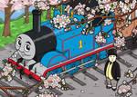 Request_Thomas the Tank Engine by Sirometa