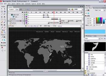 Screenshot of Project UN by apexflash