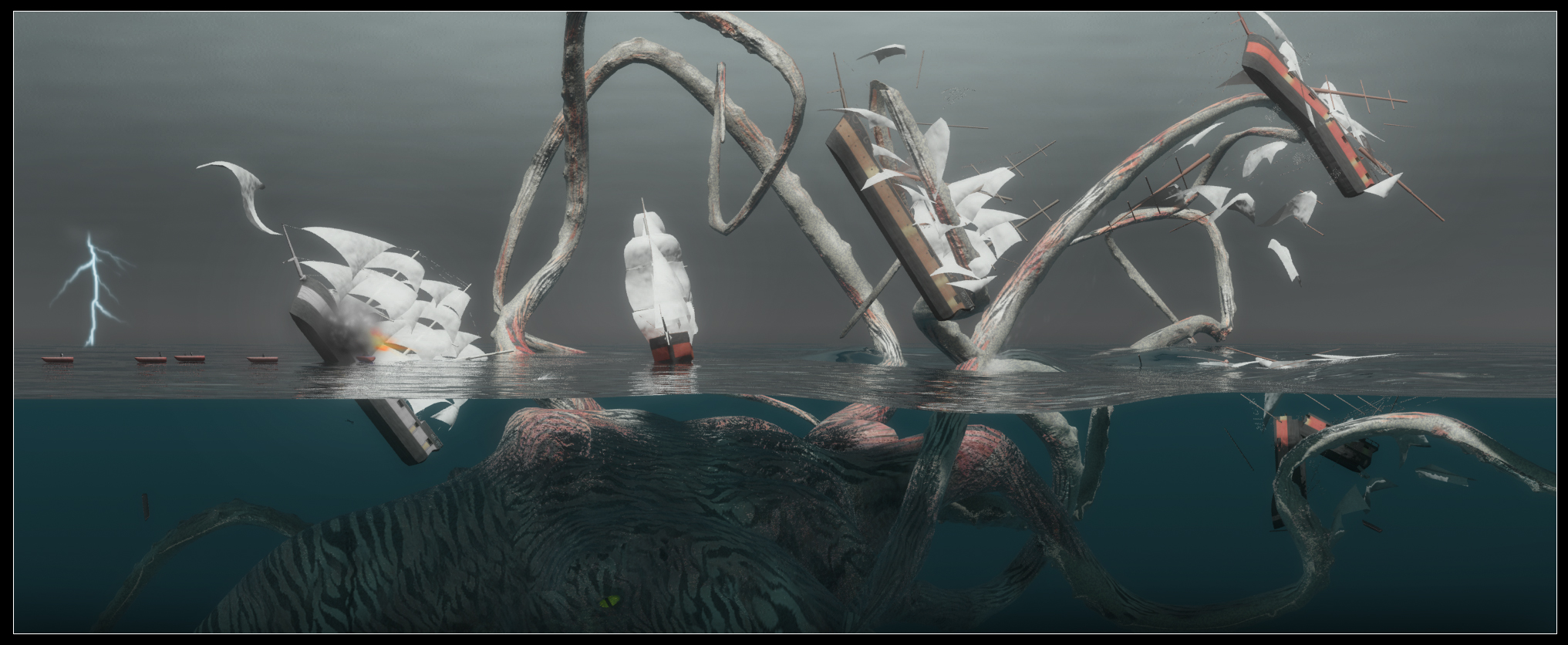 Kraken's Justice by IsaacG