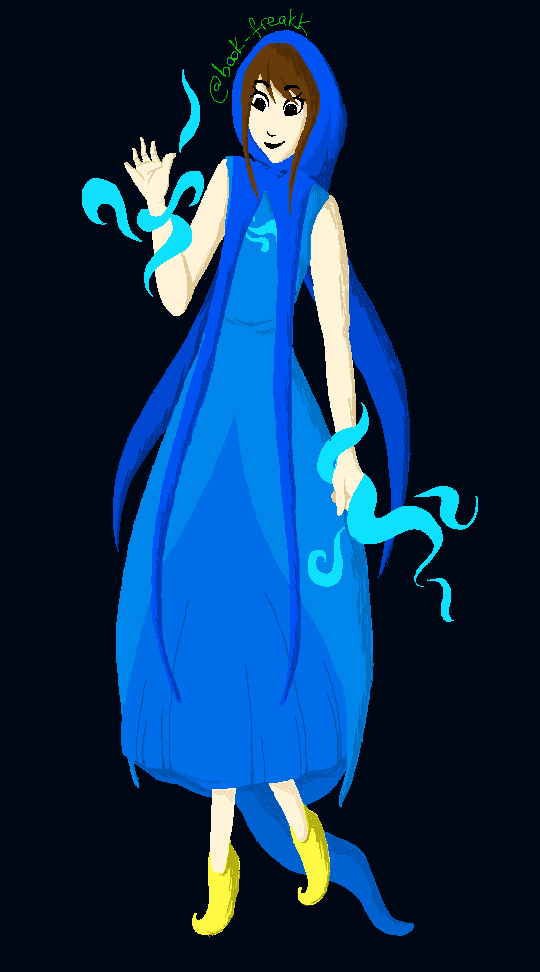 God Tier Self: Sylph of Breath by booklover4life