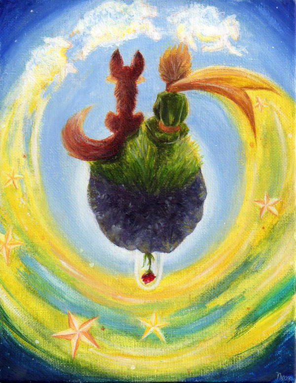Planet of The Little Prince by booklover4life