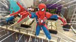 Spider-Man PS4 Comic Wallpaper