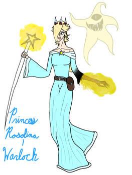Dungeons and Dragons - Princess Rosalina