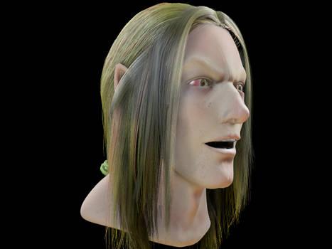 Elf head