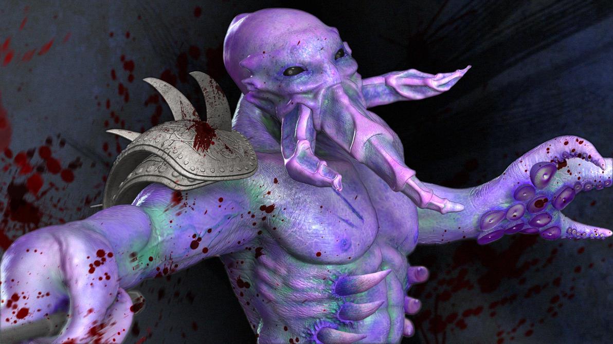 darkterror the faceless void by jinutan on deviantart