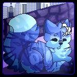 Colour Me Blue by Badger-Tanuki