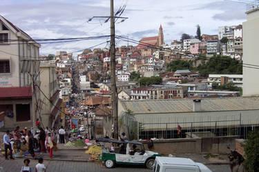 Antananarivo by wittus
