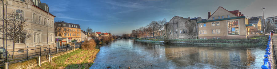 Bodebruecke Stassfurt by wittus