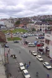 Tana downtown