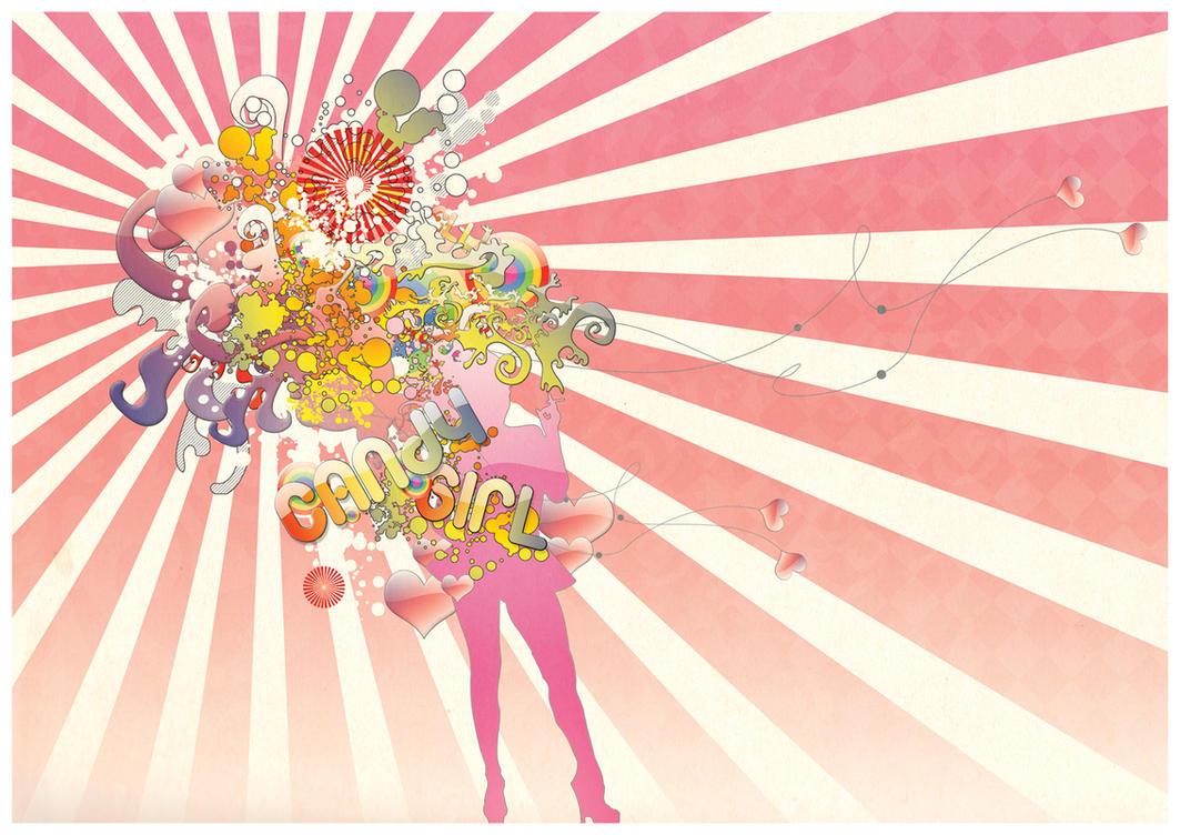 Candy Girl by gavinwm