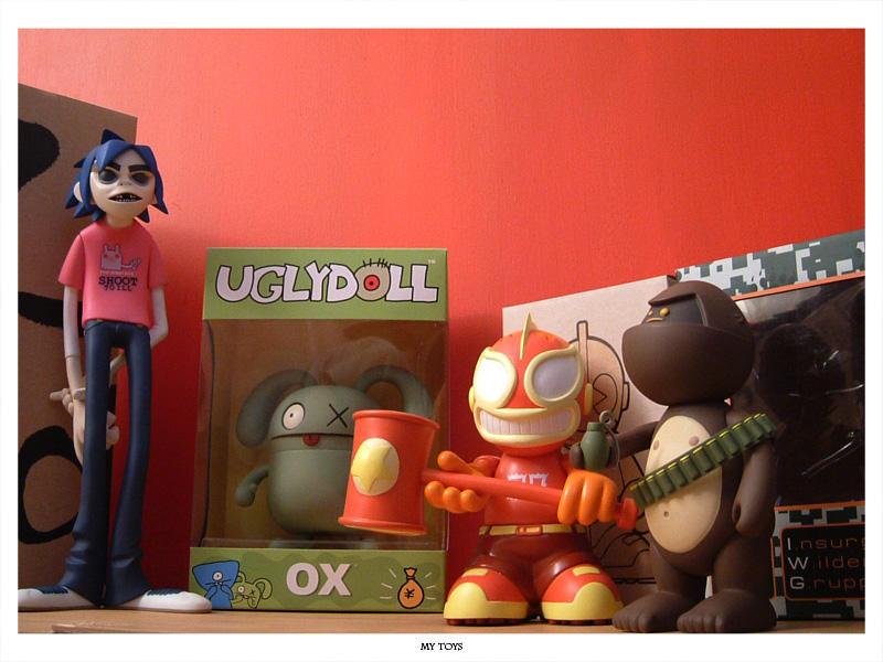My Toys by gavinwm