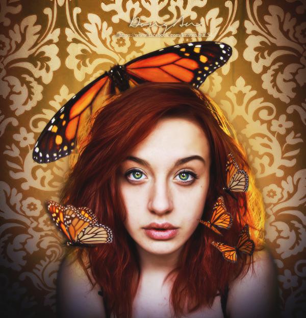 042115. Butterfly by FizHamsel