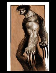 Wolverine by ARTofANT